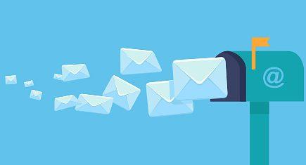 ارسال ایمیل مارکتینگ