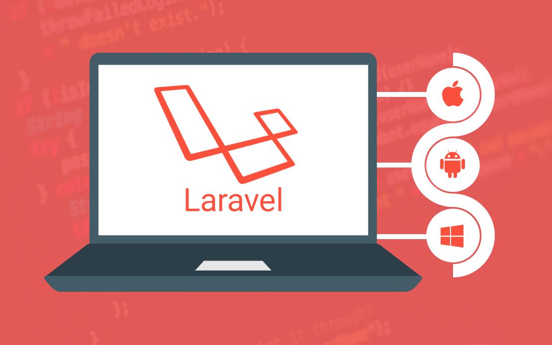 طراحی سایت اختصاصی با لاراول