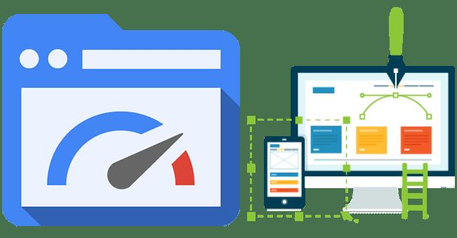 کارایی و سرعت عملکرد سایت