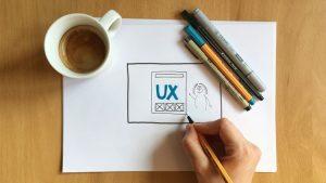 طراحی تجربه کاربری، طراحی تجربه کاربری در شرکت طراحی سایت وب افرا