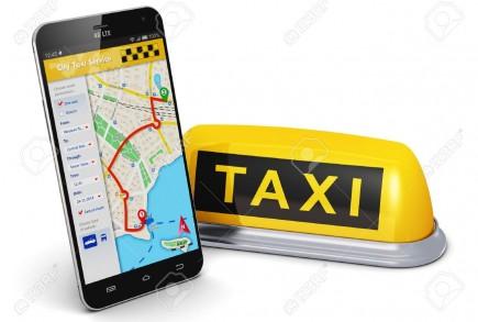 طراحی اپلیکیشن درخواست تاکسی