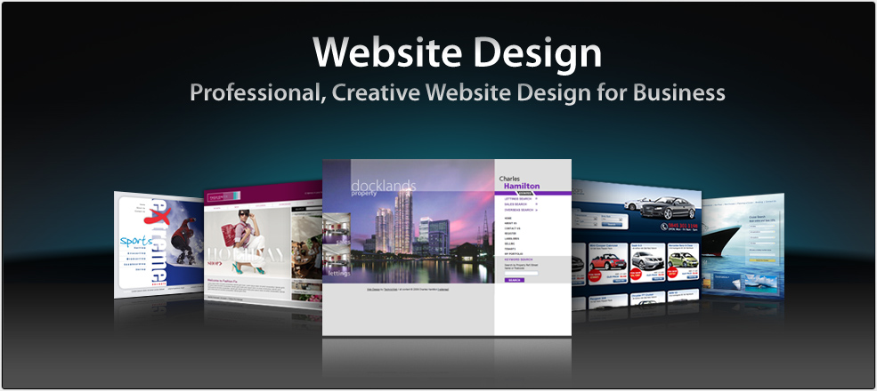 طراحی سایت در شهر تهران