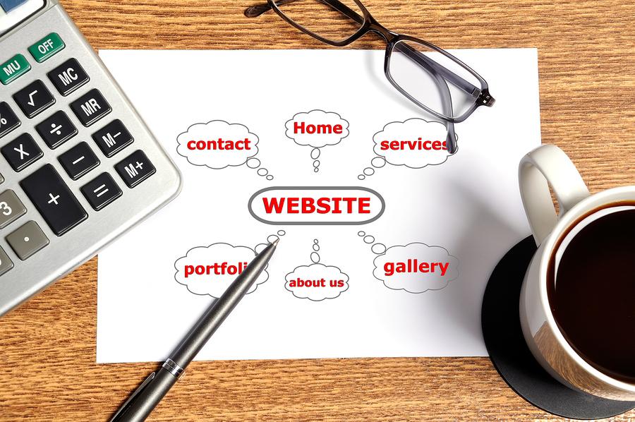 برنامه ریزی برای طراحی وب سایت