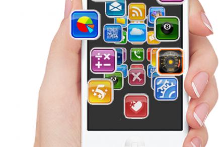 طراحی اپلیکیشن تلفن همراه
