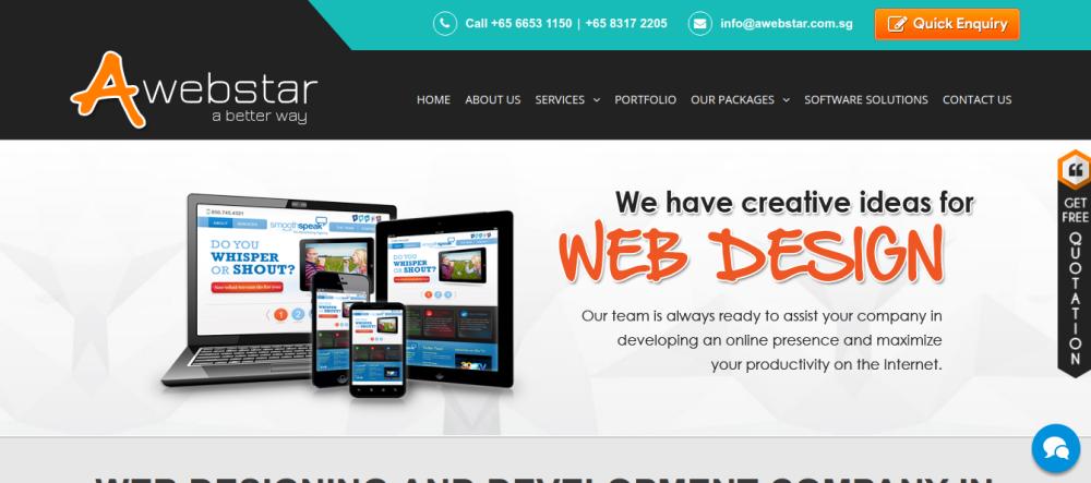 چرا شرکت های موفق نیاز به وب سایت دارند ؟