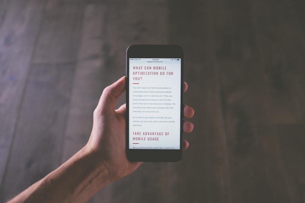 طراحی سایت عالی با ایجاد محتوای بهتر