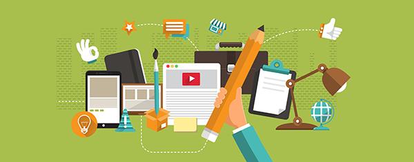 طراحی وب سایت عالی با ایجاد محتوای بهتر