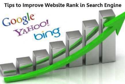 بالا بردن رتبه وب سایت در موتورهای جستجو