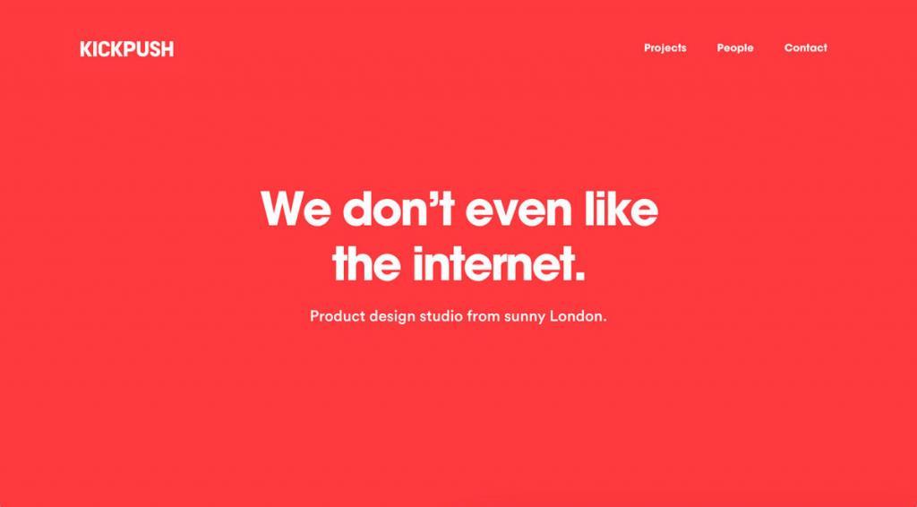 روشهای پرطرفدار استفاده از رنگ در طراحی وب