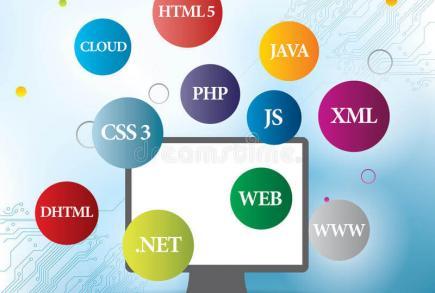 تفاوت بین زبان های برنامه نویسی در طراحی وب سایت