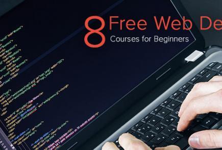۸ دوره برتر طراحی وب سایت برای مبتدی ها
