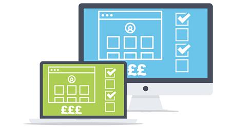تفاوت بین وب سایت ارزان قیمت و وب سایت گران قیمت