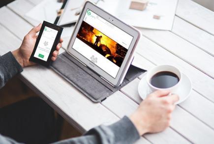 طراحی سایت شرکت های صنعتی