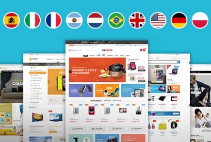 اصول طراحی وب سایت چند زبانه چیست؟