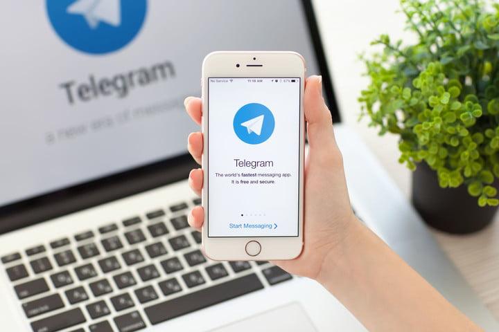 ساخت سایت برای کانال تلگرام