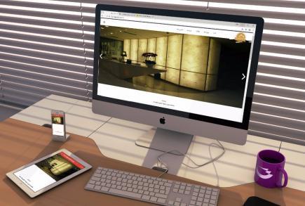 طراحی وب سایت دکوراسیون