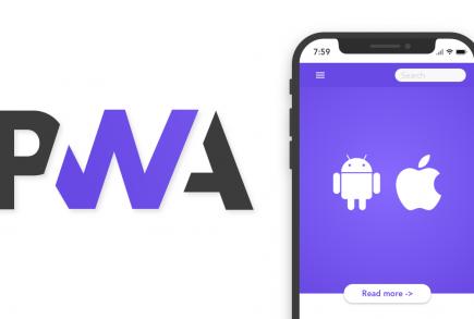 طراحی وب اپلیکیشن پیش رونده pwa